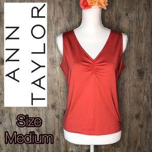 Ann Taylor stretchy tank top